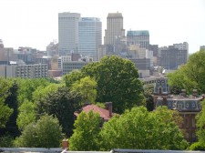 Downtown Memphis Tennessee